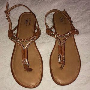G. H. Bass Ladies Sandals